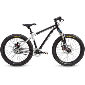 "Early Rider Hellion Trail HT 20"" Bicicletta bambino nero/argento"